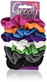 Goody Hair Scrunchies 8 Piece Ouchless Ponytailers (Health and Beauty)
