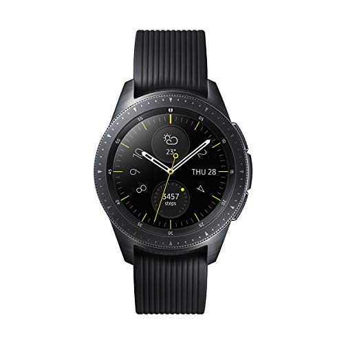 Samsung Galaxy Watch - Reloj Inteligente, Bluetooth, Negro, 42 mm- Version española