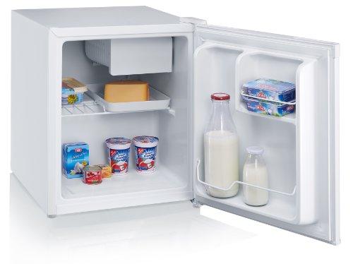 Severin KS 9827 Mini Frigobar, Congelatore, Compressore, capacità Netta 42 Litri – lorda 48 Litri, Freezer da 6 Litri, Classe A+, Silenzioso