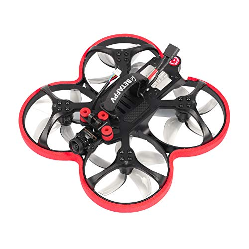 BETAFPV Beta95X V3 HD Digital VTX 4S Pusher Whoop Drone TBS Crossfire with Nebula Nano HD Camera F4 AIO 20A Toothpick FC 1106 3800KV Motor for SMO 4K Camera Naked GoPro Insta360 Go Camera FPV Filming