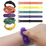FIRFONMA Fidget Toy Bracelet pour Les Enfants Adultes, Outils de soulagement du Stress et Anti-stress Jouet