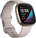 Fitbit Sense Advanced Smartwatch with Tools for Heart Health, Stress Management & Skin Temperature...