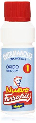 Ferrokit - Quitamanchas Óxido - Eficacia para toda clase de