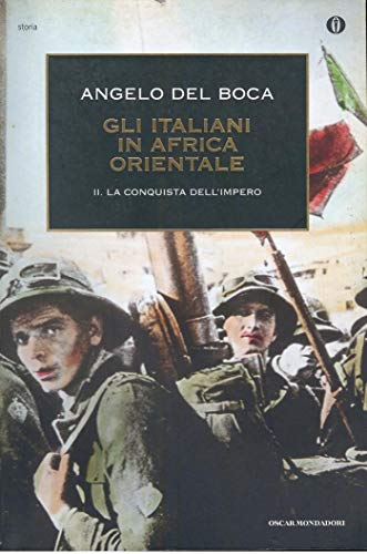 Gli italiani in Africa orientale (Vol. 2)