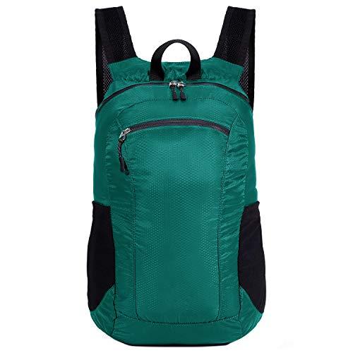 Petit sac à dos de randonnée pliable ultra léger, NEEKFOX Sac à dos de...