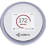 Kaiterra Laser Egg+ CO2: Monitor della qualità dell'aria per interni (Monitora PM2.5, Polveri...