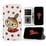 Moomin ムーミン iphone se2 iphone8 ケース iphone7ケース 手帳型 カード カバー スマホ 耐衝……