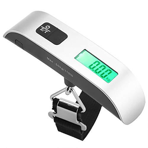 Teror Balance à Bagages numérique, Mini Taille LCD Balance électronique...