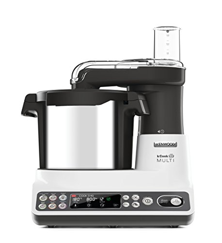 Kenwood KCook Multi CCL401WH - Robot de cocina multifunción de...