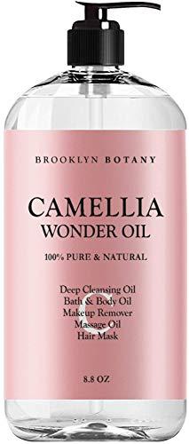 Brooklyn Botany - Camellia Wonder Oil - 100% Pure...