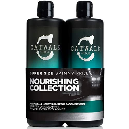 Tigi CATWALK Tween Duo Shampoo and Conditioner Oatmeal und Honey, 1er Pack (1 x...