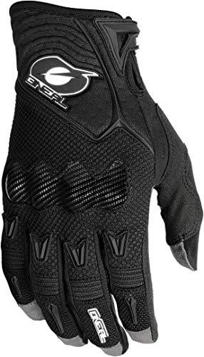 O'Neal Butch Carbon Glove - Guanti per bicicletta, Mb, Descenso, Dh e Mx, M, colore: bianco moderno...