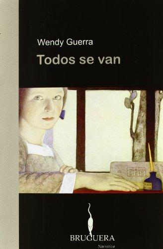 TODOS SE VAN: I PREMIO EDITORIAL BRUGUERA