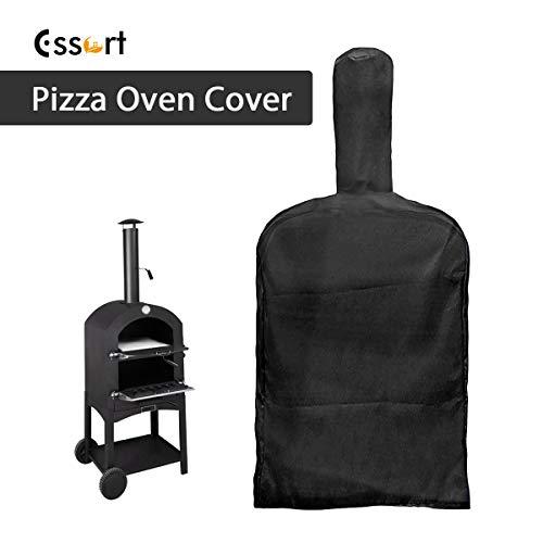 Essort Outdoor Pizza Oven Parapioggia Copertura per Forno per Pizza da Esterno Resistente agli...