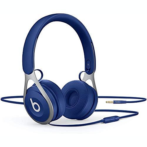 Beats EP Cuffie con filo  Senza batteria per ascoltare musica non stop, controlli e microfono integrati  Blu