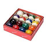 Aramith Continental 2 1/4' Billiard Regulation Pool Ball Set/16 Balls