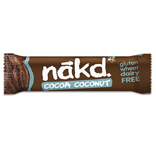 Nakd | Cocoa Coconut | 18 x 35g