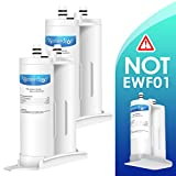 Waterdrop Refrigerator Water Filter, Compatible with WF2CB, PureSource2, NGFC2000, FC100, 9916, 469916, EWF2CBPA, 1004-42-FA, Pack of 2