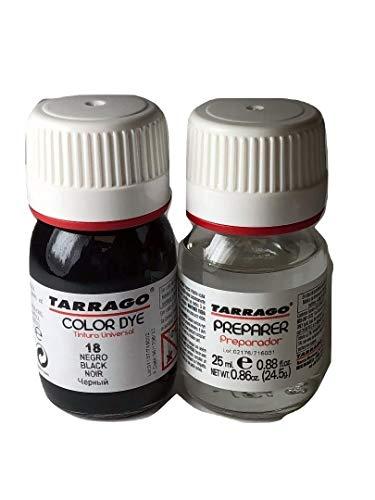 Tarrago | Self Shine Color Dye 25 ml Kit | Preparador para C