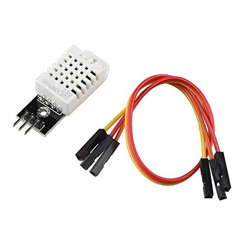 DHT22 AM2302 デジタル温度 湿度 センサーモジュール Arduino Raspberry DIY
