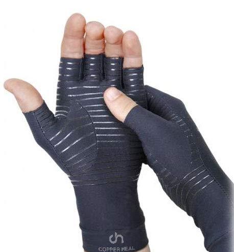 GUANTI compressione COPPER HEAL per la ARTRITE - Best Medical guanti garantisce il funzionamento di...