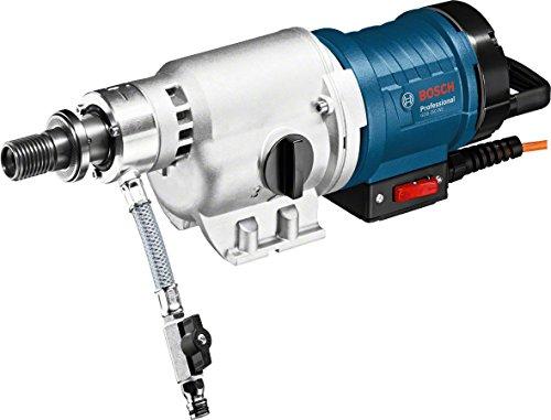 Bosch Professional 0601189900 Professional GDB 350 WE Nass-Diamantbohrmaschine, 350 mm Bohrbereich, 3-Gang Getriebe, 3.200 W, 3200 W, 240 V, Schwarz, Blau, Weiß