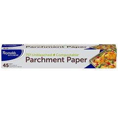 Reynolds Kitchens Unbleached Parchment Paper Roll, 45 Square Feet