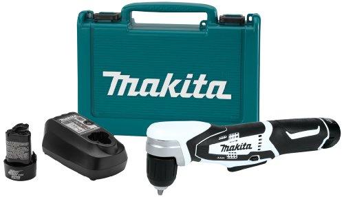 Makita Makita AD02W 12V max Lithium-Ion Cordless 3/8' Right Angle Drill Kit