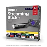 Roku Streaming Stick+   HD/4K/HDR Streaming Device with Long-range Wireless and...