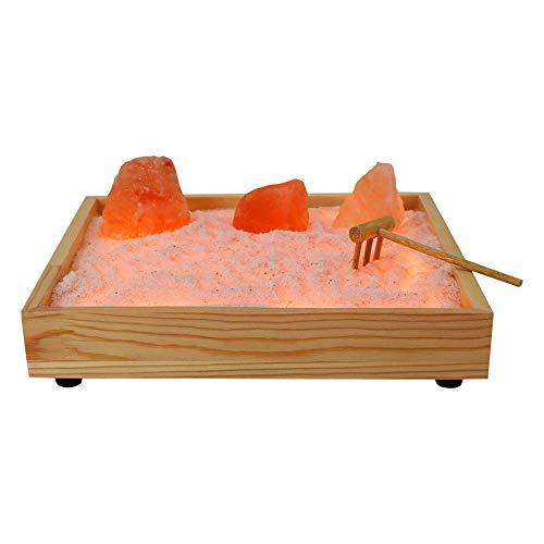 Himalayan Glow Natural (2-3 lbs), Zen Garden Himalayan Pink Salt