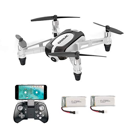 GoolRC T700 Drone 720P WiFi FPV Mini Selfie Droni G-Sensor Altitude Hold RC Training Quadcopter w /...