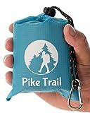 Pike Trail Couverture de Poche extérieure Bleu Métallisé