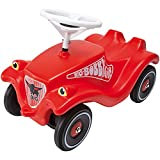 Big Red Bobby Toy Fun, Colourful Ride on Car for Kids