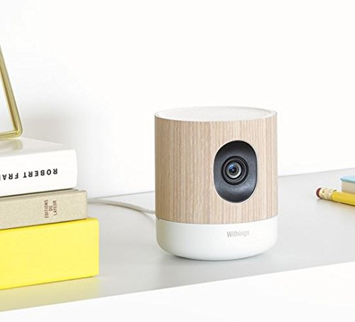Withings Home - Wi-Fi Security Camera with Air Quality Sensors 4