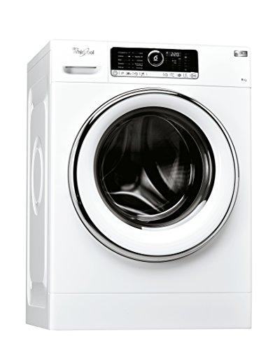 Whirlpool FSCR90422, Lavatrice a Carica Frontale a Libera Installazione, A+++-40%, 9kg, 11 Programmi, 1400 Giri/Min,...