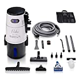 Prolux Professional Wet/Dry Garage Vacuum with Vehicle Detail Kit and 30 Foot Crushproof Hose - Wall Mountable