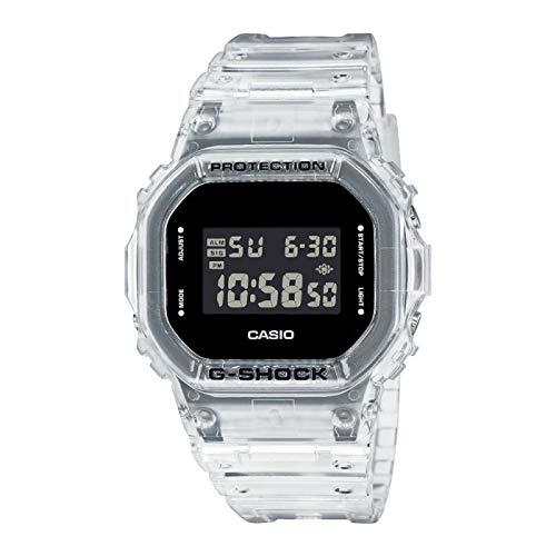 Casio G-Shock The Origin Skeleton Digitaluhr DW-5600SKE-7ER