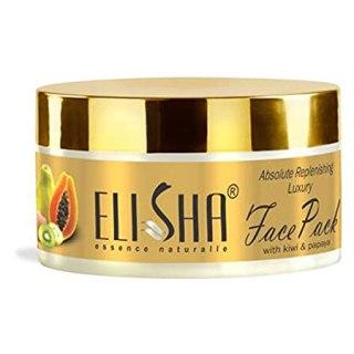 Elisha Luxury Face Cream Pack With Kiwi & Papaya – 50 gm