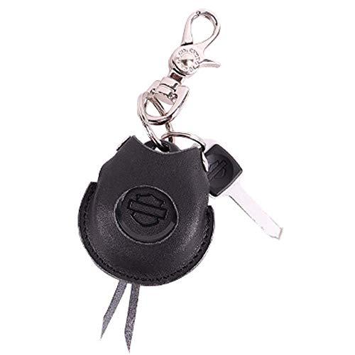 デグナー(DEGNER) レザーキーフォブケース/LEATHER KEYFOB CASE ブラック K-63