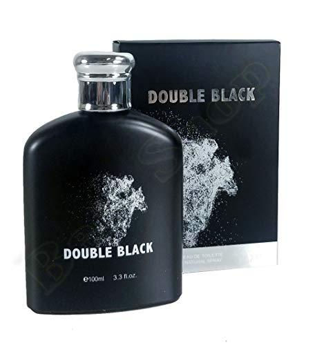 Double Black 3.3 Ounces Mens Eau de Toilette Spray Cologne