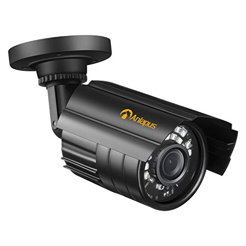 Anlapus 1080P Telecamera di Sorveglianza Esterna per Kit di Videosorveglianza