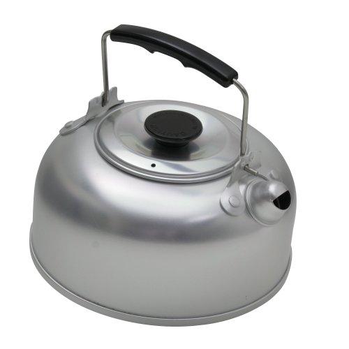 10T Kettle 950 ml Alu Wasserkessel Camping Teekessel Outdoor Kessel Kaffeekanne spülmaschinenfest
