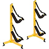 Suspenz 2-Boat EZ Rack (T-Base/1 Box) , Yellow, 48' x 24'