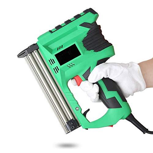 Chiodatrice Graffatrice Nail rapida pistola elettrica 220V 2200W Chiodatrici pneumatiche cucitrice...