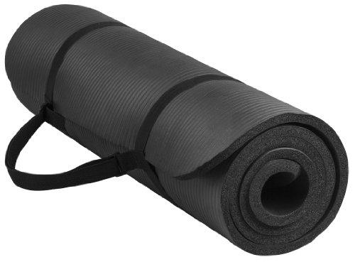 BalanceFrom BFGY-AP6BLK Go Yoga All Purpose Anti-Tear...