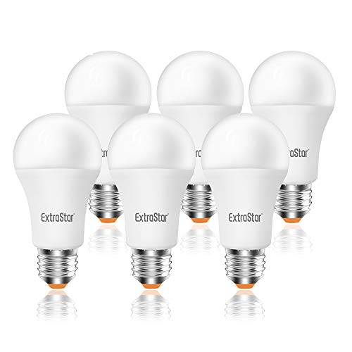 Lampadina LED E27, 12W (equivalenti a 96W), 3000K 960 lumen,luce bianca calda - Pacco da 6