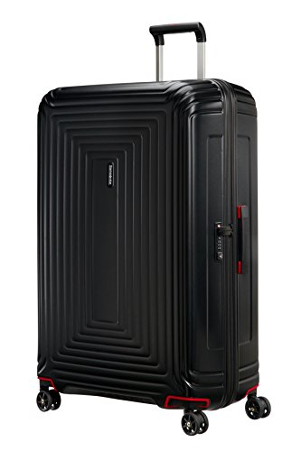 Samsonite Neopulse - Spinner XL Koffer, 81 cm, 124 L, schwarz (Matte Black)