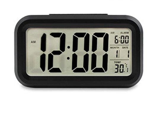 Keetech Despertador LED Inteligente Creativos Pantalla Digital...