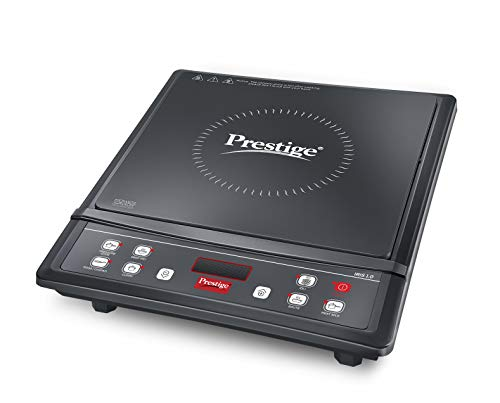 Warranty: 1 year warranty provided by the manufacturer from date of purchase With Indian Menu Option 1200 watt induction cook-top Automatic voltage regulator Anti-magnetic wall Power: 1200 watts Includes: 1 unit of IRIS 1.0 Induction cook-top Timer w...
