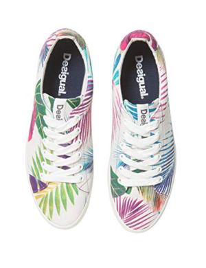 Desigual Shoes (Canvas), Scarpe da Ginnastica Basse Donna
